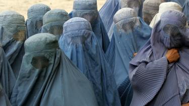 Næsten 87 procent af de afghanske kvinder har angiveligt været udsat for vold, som i halvdelen af tilfældene har haft seksuel karakter, viser undersøgelse.