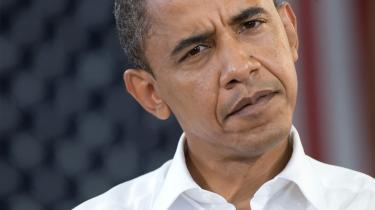 Regeringsovertagelsen af realkreditinstitutterne Freddie Mac og Fannie Mae sender Obama i offensiven. McCain lader Palin føre ordet