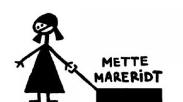 I fredags sendte pigebandet Mette Mareridt cd'en 'Mette Mareridt & Remixes' på gaden. Bandets navn blev opfundet i en brandert. Senere lærte de mere end de to akkorder, og bandet har gæstet både Statens Museum for Kunst og Jazzjuice Festivalen i Århus