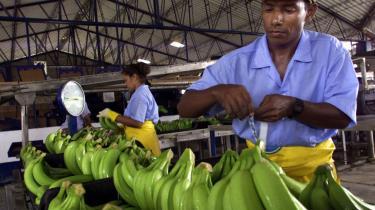 Colombia er et af de lande, Verdensbanken fremhæver som et erhvervsvenligt land, men det er også et land, hvor arbejdstagerrettigheder bliver trådt under fode.