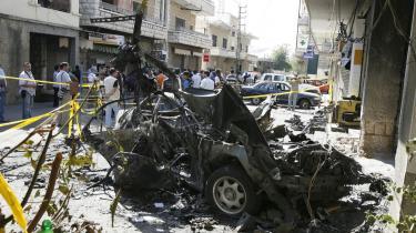 Den drusiske politiker Saleh Aridi blev det seneste offer for den bølge af politiske mord, der skyller ind over Libanon.