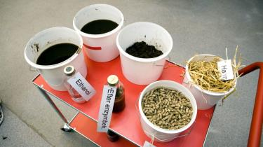 Danmark har chancen for at vise omverdenen, hvordan man på en og samme gang laver fødevarer, materialer og energi.