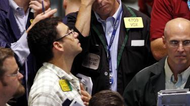 Betalingsstandsning i USA-s fjerdestørste investeringsbank, Lehman Brothers, sendte i går chokbølger ud på de i forvejen kriseramte internationale børs-markeder.