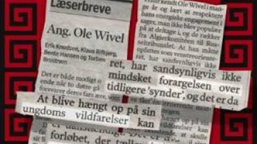 Anmelderne af Anita Brask Rasmussens bog, 'Hånden over Ole', er uenige om forfatterens eget ståsted