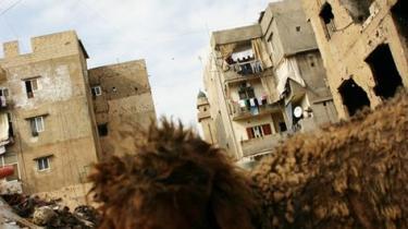 Optegnelser fra en mindehøjtidelighed for en krigsforbrydelse i Beirut, som libaneserne ikke vil vide af