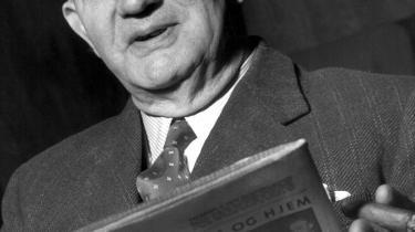 Forfatteren Baron Cai Schaffelitzky de Muckadell er favoritten.