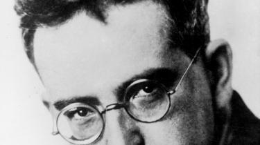 Walter Benjamin, tysk marxistisk filosof.