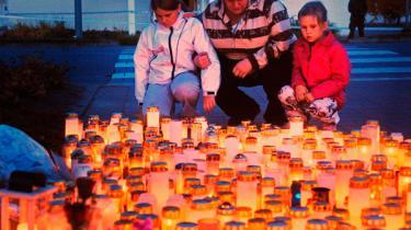Den finske regering vil stramme op på loven om håndvåben efter massakren i Kauhajoki