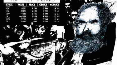 Økonomerne kunne nemt have forudset den nuværende finanskrise - hvis de havde studeret Marx. Det er påstanden fra den britiske økonom Alan Freeman, en blandt mange, der på årets Europæiske Sociale Forum gav et bud på kritik af den globale kapitalisme