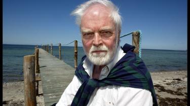 Forfatteren Preben Major Sørensen har helt uhørt skiftet fra Gyldendal til det lille forlag Anblik. Han er del af en tendens, hvor digtere udkommer på små hemmelige forlag.