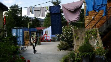 Ifølge Christianias advokat vil Christiania ikke længere gå efter at få ejendomsret over fristadens bygninger. Men brugsretten skal blive hos christianitterne