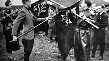 Skeletterne vælter ud af borgerskabet, når velhavernes fortid i Hellerup og omegn endevendes. I 1933-45 skortede det ikke på samfundsspidser, der gerne så demokratiet afskaffet. For fædrelandets skyld.
