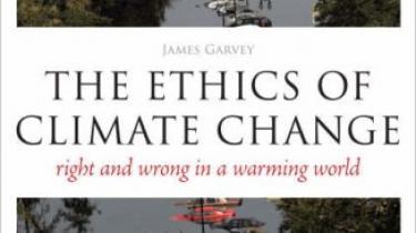 Den unge engelske filosof James Garvey forsøger at udvikle en konsekvent etik for kampen mod den globale opvarmning