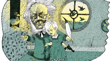 Ibsens langstrakte drama skal ikke have lov at spolere glæden ved den veltrænede flyver, med det intense kød og den pragtfulde smag