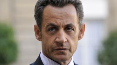 Den franske præsident, Nicolas Sarkozy, ville muligvis præsentere en EU-plan om at løse krisen på fredagens sene møde.