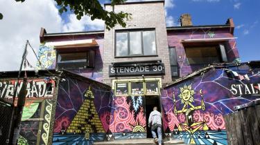 Regeringen burde i stedet for at støtte elitære prestigeprojektor som DR-s koncerthus gøre mere for basiskulturen, der driver den kreative musikalske kultur fremad - som eksempelvis spillestedet Stengade 30.