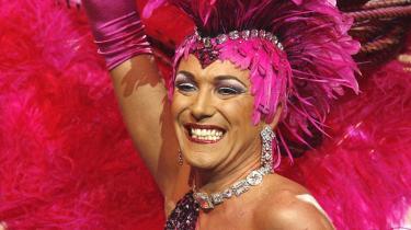 Rettigheder. At Drama Queen vandt det danske Melodi Grand Prix sidste år, har været med til at øge fokus på diskrimination af ikke-heteroseksuelle.