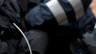 Peter Skaarup ser det som sin opgave, som retsordfører for DF at give sin mening til kende i sager, der handler om vores politistyrkes arbejdsforhold. Arkiv