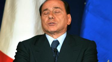 -Vores erhvervsliv er absolut ikke i stand til for øjeblikket at absorbere omkostningen af de regler, som er foreslået. Jeg har tilkendegivet min hensigt om at nedlægge veto-, lød meldingen fra Italiens premierminister, Silvio Berlusconi, onsdag aften