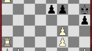 Den indiske verdensmester suveræn i det tredje parti skak