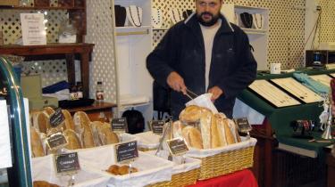 Bertrand Houlier har bragt ægte fransk bagerbrød til Washington midt mellem supermarkeder og færdigmad.