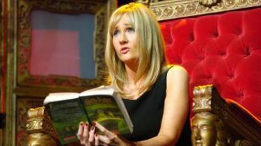 J.K. Rowling, Jens Christian Grøndahl og Dickens' trøst under finanskrisen
