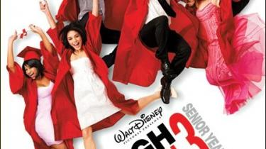 Man kan anklage High School Musical 3 og dens to forløbere for mange ting - f.eks. for at promovere en overfladisk, reaktionær livsstil. Men man skal passe på ikke at være for hysterisk i al sin kritiske korrekthed