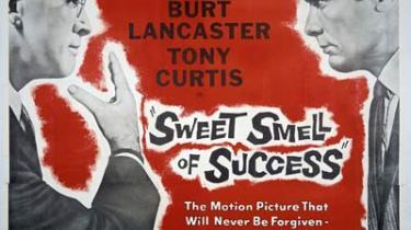 Burt Lancaster er intet mindre end frygtindgydende i dette drama fra 1950'ernes New York, som man kunne kalde en mediesatire, hvis ikke den havde været så ætsende ond