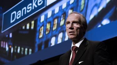 Peter Straarup træder ind i Danske Banks direktion i 1986, og han er med til at ændre bankens aktiviteter i en langt mere aggressiv og dumdristig retning, mener journalist og forfatter Ole Mikkelsen, der har skrevet en bog om bankdirektøren.