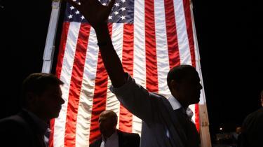 Barack Obama kan blive den politiske leder, som steder det tunge 1968-åg til hvile og lader amerikanerne gå ind i deres tid på deres egen nutidige præmisser.