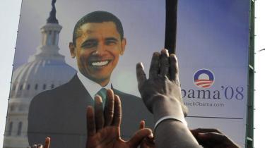 Et hav af frivillige og meget tæt kontakt til vælgerne er nogle af nøgleordene fra Barack Obamas vellykkede kampagne. Og det vil danske politikere nu lære af.