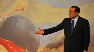 Italien betegnes - trods premierminister Silvio Berlusconis dobbeltrolle som landets leder og medieejer - som 'foregangsland' i en ny rapport om medieudvikling i ni europæiske lande.