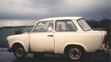 Trabien, DDR-borgernes firhjulede ven, har været populær i Jylland i årtier og er sågar engang kørt helt til Skagen. Det må være rekord