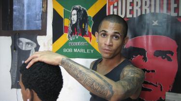 -For mig har regeringen og systemet i Cuba hverken noget med mig eller med mit land at gøre-, siger Lewis Cabrales frimodigt.