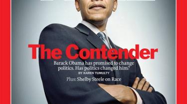 Ny præsident, nye tider. Bagsiden vil ikke skuffe de af læserne, som gerne vil være med på vognen, næste gang turen går over Atlanten, og bringer derfor en enestående liste over, hvad der hør og bør sig i det nye USA