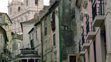 Historisk. Lissabons sporvogne fra 1930-erne er med rette berømte og bidrager til at gøre en tur rundt i byen ekstra stemningsfuld.