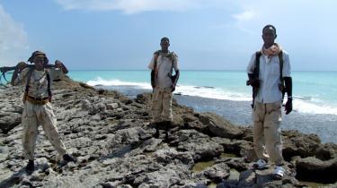 De somaliske pirater insisterer på at kalde sig -kystvagter- - ikke pirater.