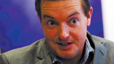 Jens Rohde vil føre værdikamp i EU. Han blev i weekenden kåret som Venstres spidskandidat til næste års Europaparlaments-valg. Men Europa-parlamentet? Tja, det bliver aldrig sexet