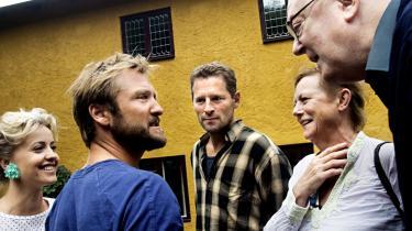Skuespillerne bag -Sommer- bliver de samme i radioudgaven som i tv-serien, og gruppen tæller blandt andre Lisbeth Dahl, Camilla Bendix og Jesper Langberg.
