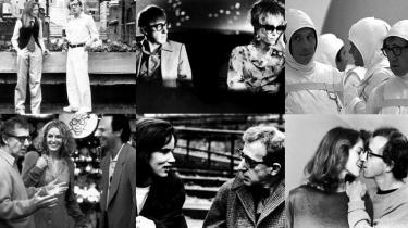 40 år, 40 film og mange smukke kvinder. Et portræt af filmaktuelle Wood Allen