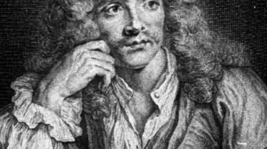 Den franske digter Molière var i stand til gennem sine figurer at operere med forskellige valutaer.