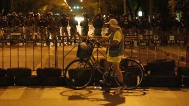 Adskillige demonstranter er siden august blevet dræbt under sammenstød med det thailandske politi.