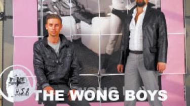 Der er i hvert fald attitude hos d'herrer i duoen The Wong Boys