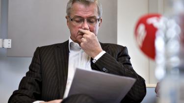 Bestyrelsesformand for IT Factory Asger Jensby mødte i går medierne ved et pressemøde. Her fortalte han om et firma, der udadtil virkede som en gigantisk succes, men som han - et døgn tidligere - havde erfaret forlængst var kørt helt galt.