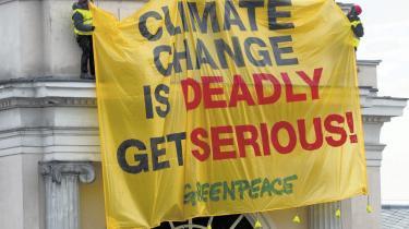 March på stedet på klimamødet i Poznan - selv den næsten-sikre fond, der skal hjælpe u-lande med tilpasning til et uvenligt klima, er der tvivl om
