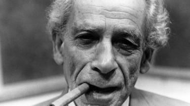Barbar. Filminstruktøren Samuel Fuller var på mange måder sit eget mesterværk, en hæsblæsende hybrid mellem fribytter, revolvermand og bims aristokrat.