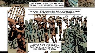 En ny graphic novel søger at forklare USA's vigtigste dokument, Forfatningen, for lægmand