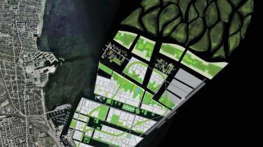 De tre førstepræmievindere i arkitektkonkurrencen om Nordhavnen ønsker en forgrønnet bydel, men det forudsætter en miljømæssig problematisk havnetunnel - og en ikke-eksisterende metro