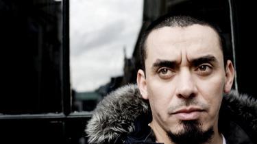 Tuneseren, der har været fængslet i forbindelse med mordtrusler mod tegneren Kurt Westergaard.