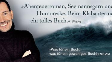 Overdådige anmeldelser og en massiv annoncekampagne har gjort 'Wir Ertrunkenen' til tysk julegavehit. Selv tysk Playboy anbefaler i år sømandslæsning til sine lumre læsere